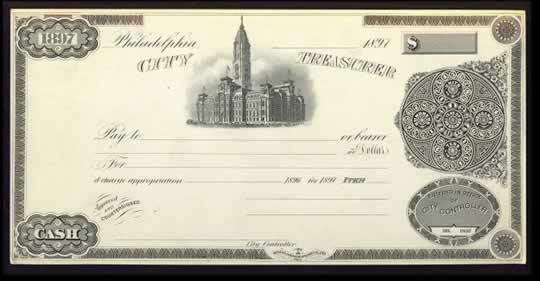 item151_Philadelphia City Treasury Note.jpg