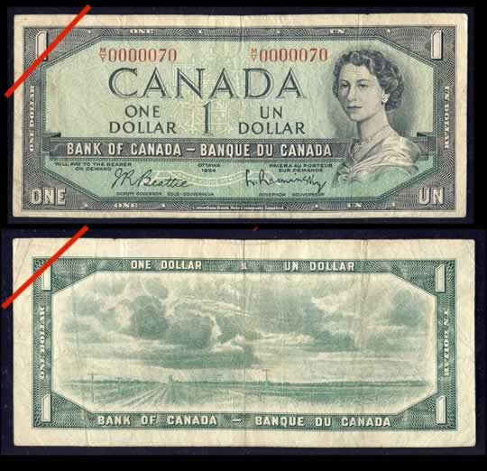 item169_1954 Low Number One Dollar Note.jpg