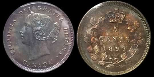 item426_Five Cents 1899 ICCS AU-58.jpg