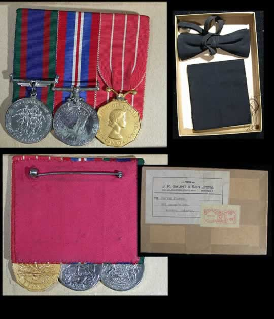 item562_A WWI Pair with Canadian Decoration to WO2 Rooke.jpg