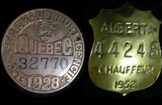 item575_A neat pair of early Chauffeur Badges.jpg