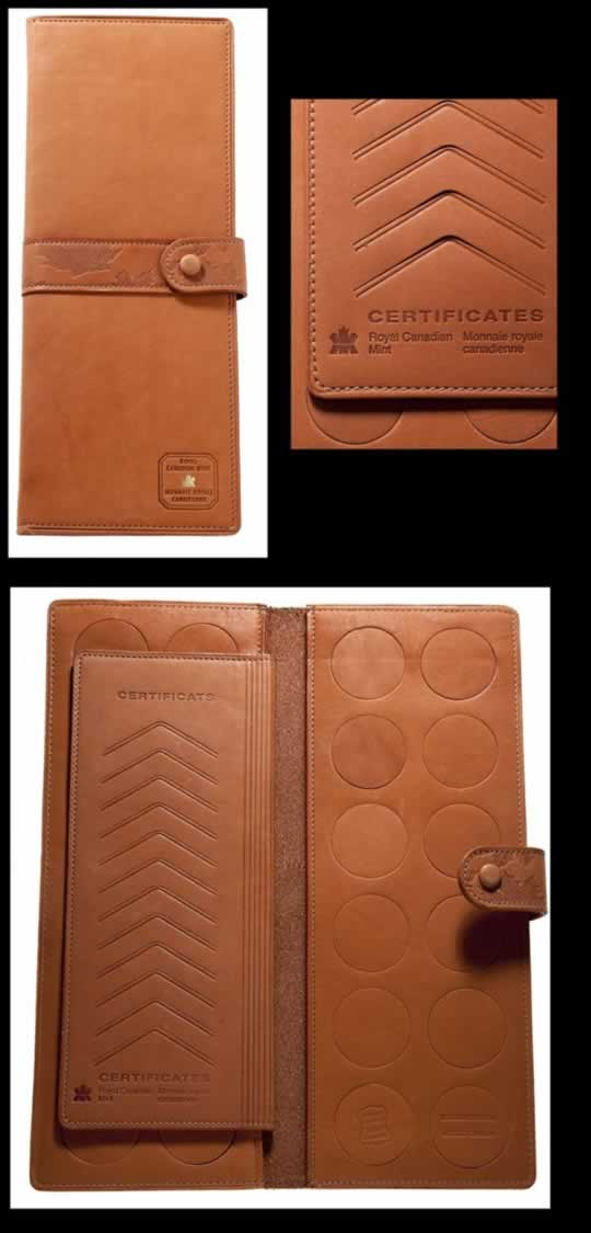 item605_A Trio of Fine Leather Coin Cases from the Royal Canadian Mint.jpg