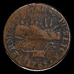 1785 United States Penny