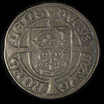 Mecklenburg Shilling 15th Century