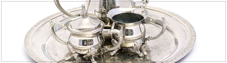 We buy sterling silver sets in the National Capital Region